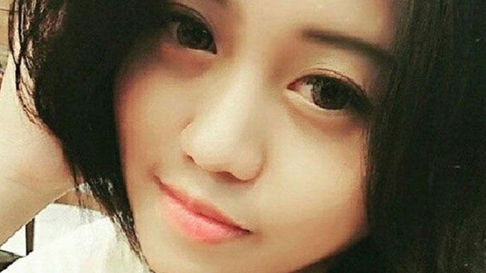 Foto: Christine Jianxin Lee recibió por error tres millones de euros (Facebook)