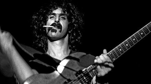 Frank Zappa no era ningún genio