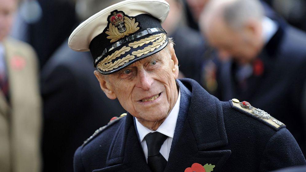 Foto: El príncipe Felipe, en una imagen de archivo. (EFE)