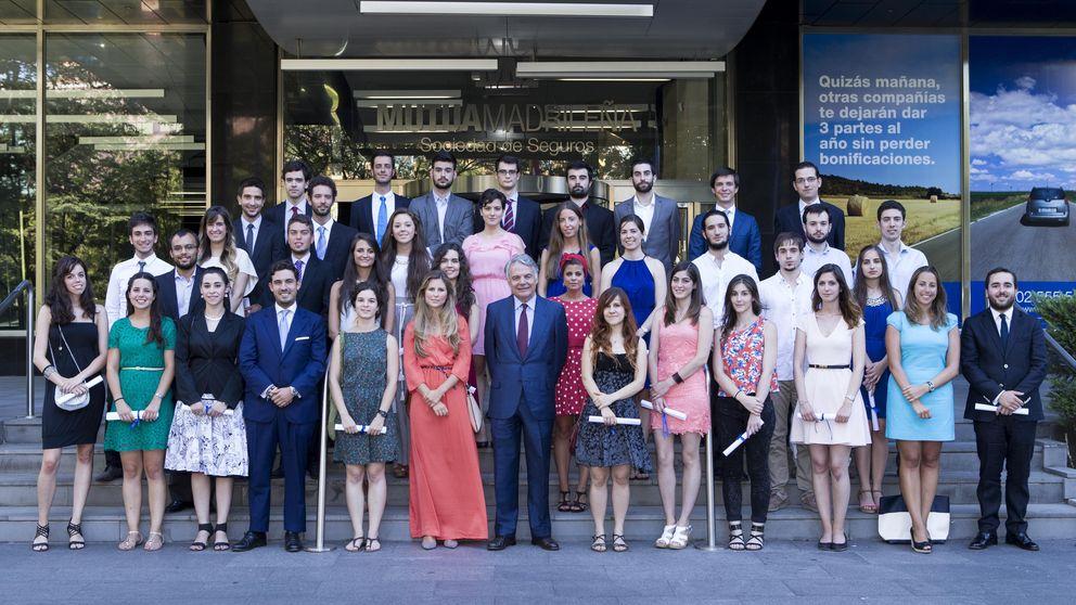 Fundación Mutua Madrileña concede 41 becas para estudiar en el extranjero