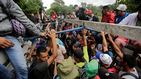 México dará refugio a la caravana de hondureños que marcha a EEUU entre amenazas de Trump