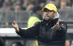 La inseguridad del Dortmund, una sugerente prueba para Klopp