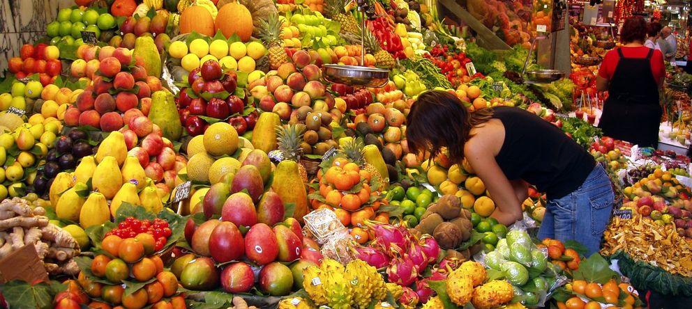 Foto: La fruta es un alimento con propiedades curativas que puede ayudarnos tanto en la fase preventiva como en la de tratamiento de ciertas dolencias.