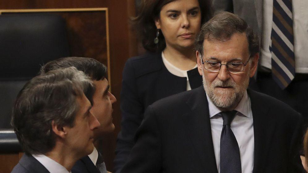 Foto: El Congreso deroga el decreto de la estiba con la mayoría de la oposición. (EFE)