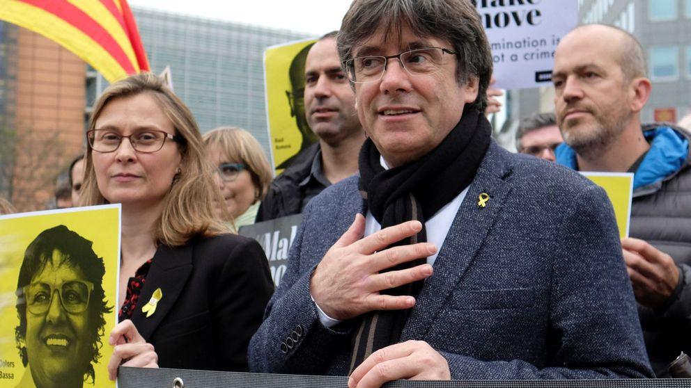La vista de la euroorden de Puigdemont será el 29 de octubre