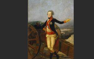 Foto: El cuestionado General Ricardos de Goya