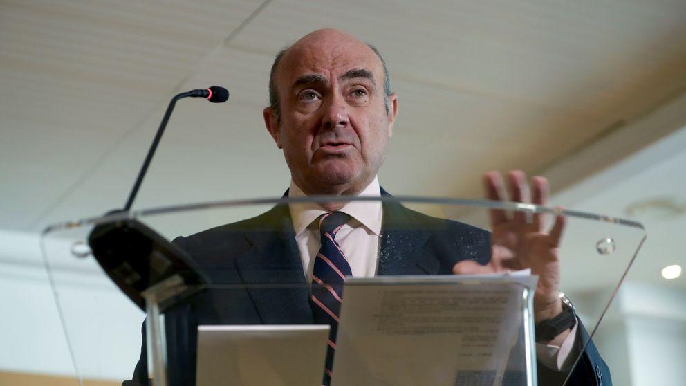 Guindos lidiará con la retirada de dopaje del BCE a la economía (y al mercado)