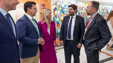 Cs pone a López Miras (PP) la alfombra que podría darle el poder en Murcia hasta 2031