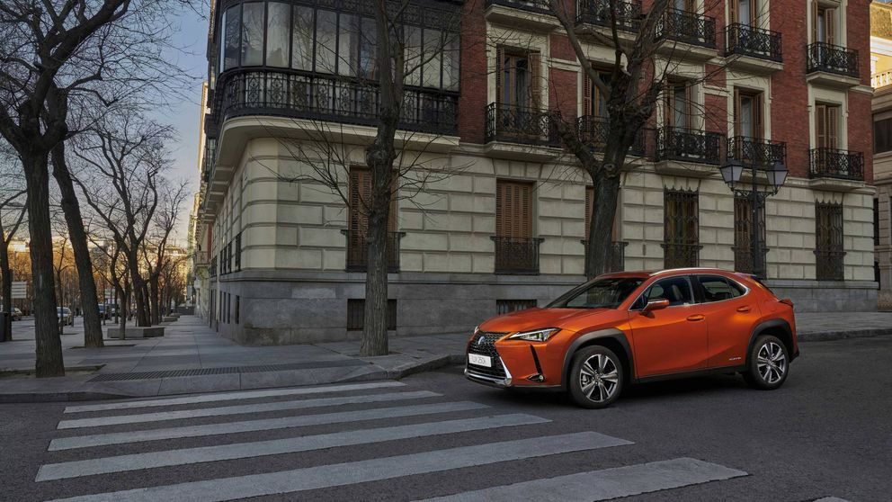 Lexus se adelanta al plan de ayudas oficial con 2.000 euros adicionales por coche