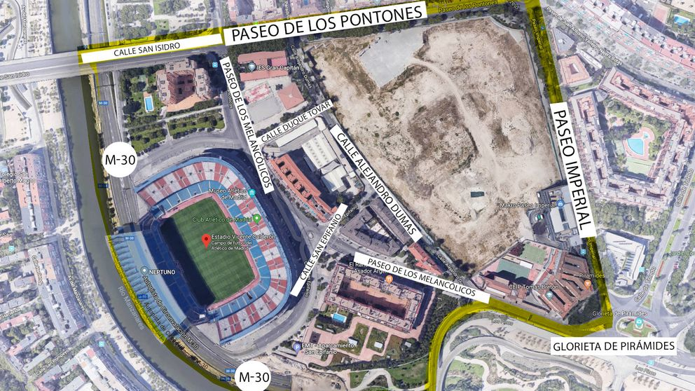 Vivenio gana la final de Operación Calderón: compra el último solar del Atleti