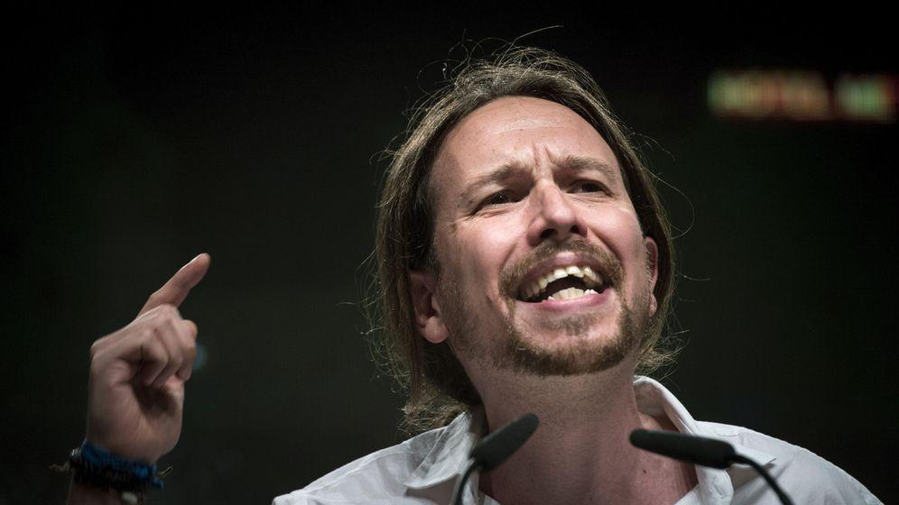Foto: Pablo Iglesias asegura que nunca se había sentido tan apoyado en Podemos. (EFE)