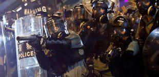Post de La Policía hongkonesa reprime las protestas en la víspera de la primera huelga general