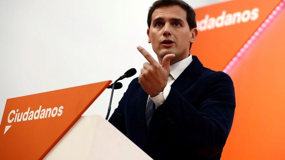 No habrá foto: Rivera solo negociará con Vox cuando cierre el pacto de gobierno