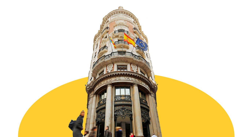 Guerra 'civil' entre Sareb, FROB y CaixaBank por el botín judicial de Banco de Valencia