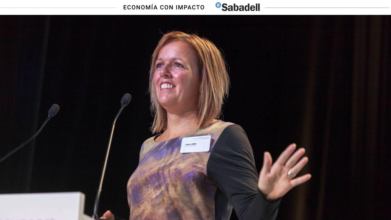 Sally Uren: Estamos siendo conscientes de que la vida es más que métricas financieras