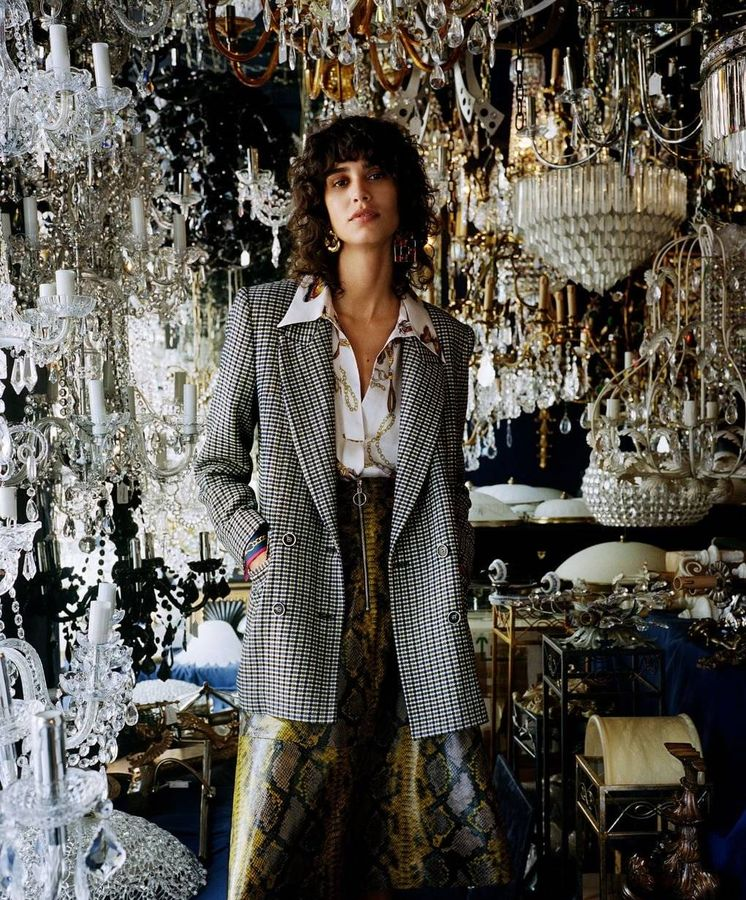 Foto: Imagen de la campaña de Navidad de Zara. (Cortesía de la firma)