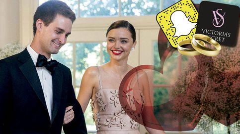 Miranda Kerr y Evan Spiegel: Victoria's Secret se promete con Snapchat