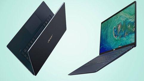 Dell y Acer rompen precios (y diseño) con sus nuevos portátiles