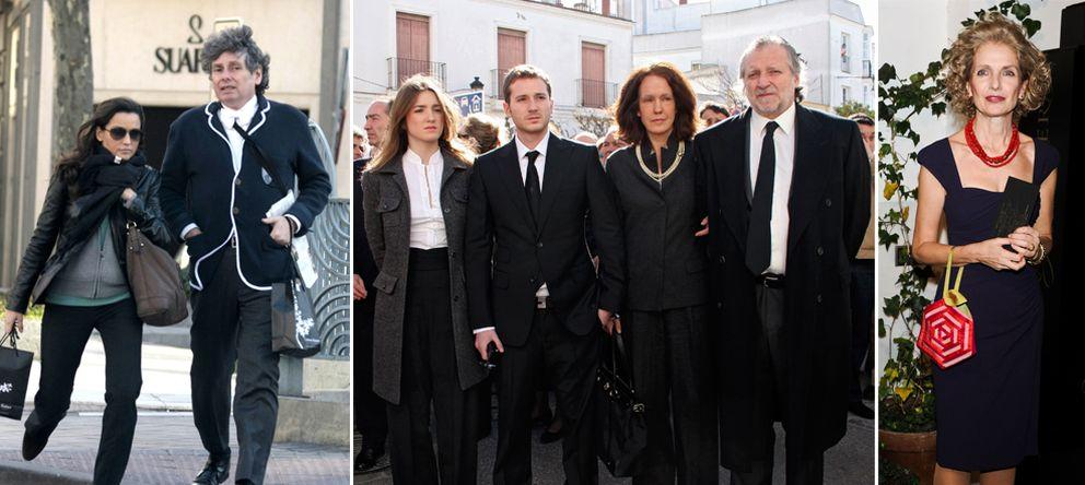 Foto: Los hermanos Gabriel, Leoncio y Pilar de Medina Sidonia (Gtres)