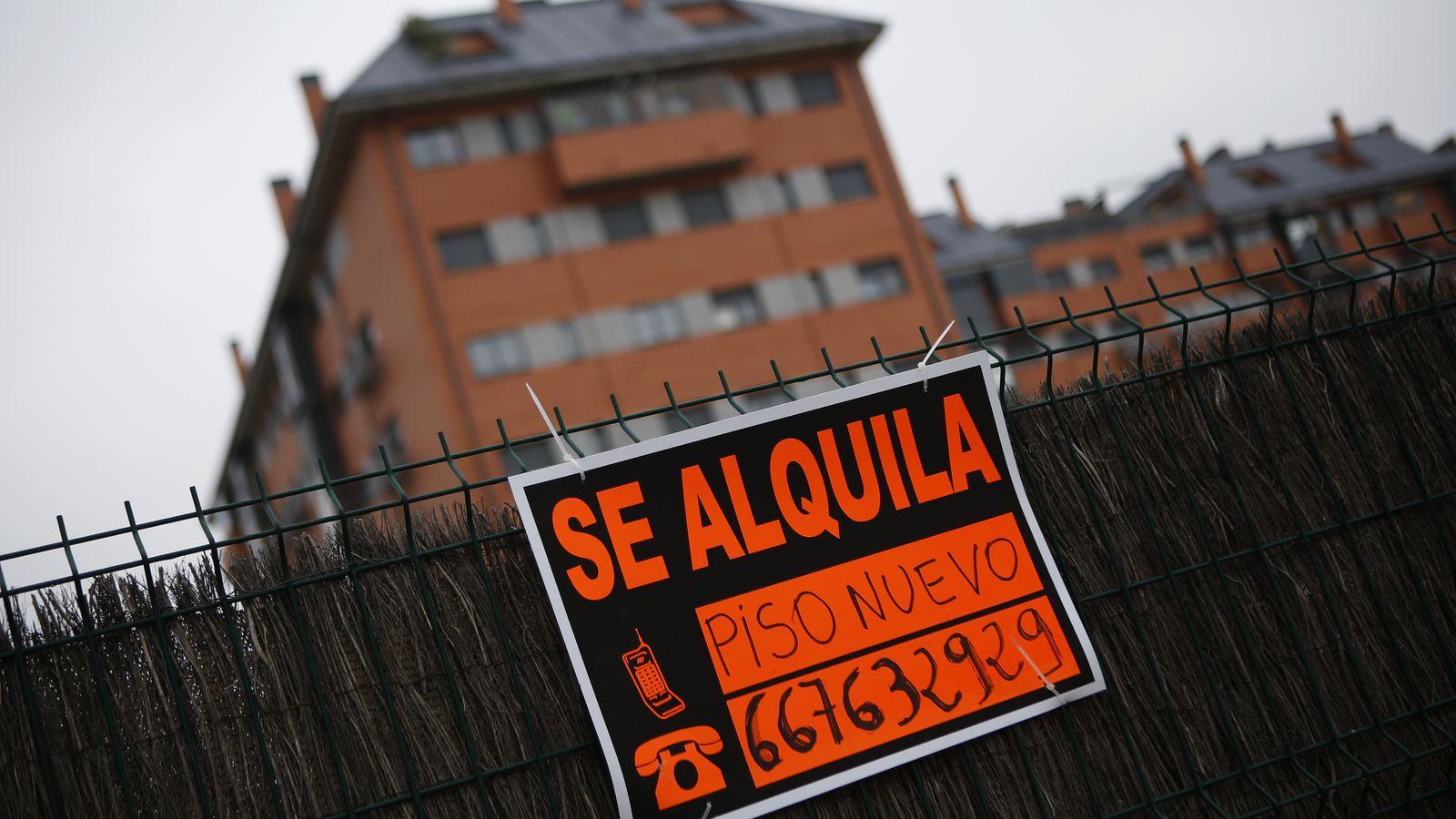 Foto: Piso en alquiler en las afueras de Madrid. (Reuters)