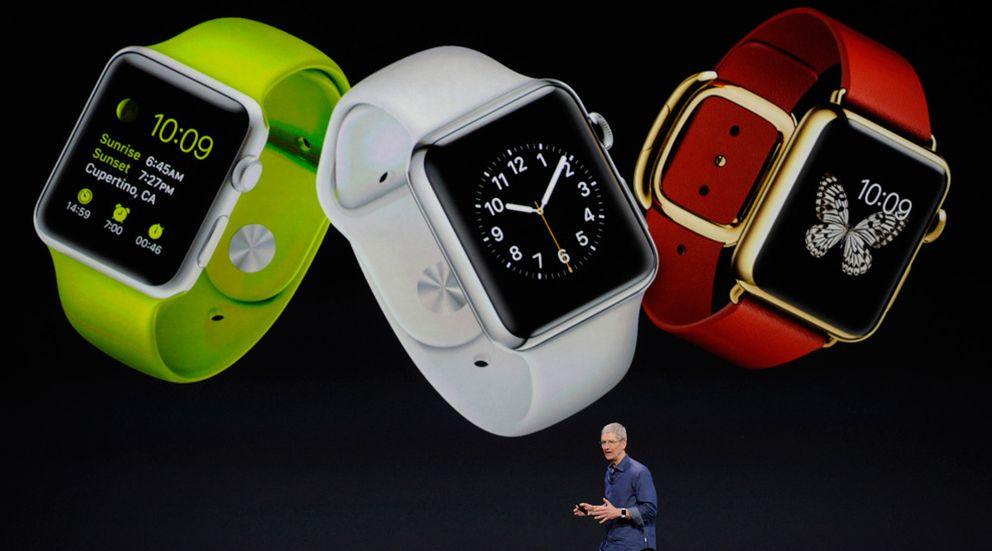Foto: El 'smartwatch' de Apple no cala entre los más jóvenes