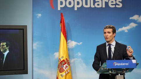 Casado se atribuye el adelanto electoral y pregunta a Sánchez si volverá con Torra