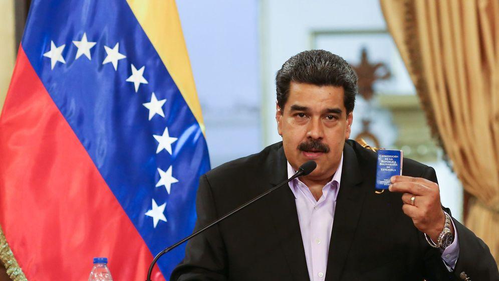Foto: Nicolás Maduro anuncia acciones legales contra Estados Unidos. (Reuters)