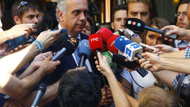 Portobello, Txistu... el expresidente de la FEB gastaba hasta 6.000 euros al mes en comidas