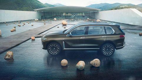 Dos prototipos de BMW apuntan un futuro más eléctrico, el i Vision y el X7 iPerformance
