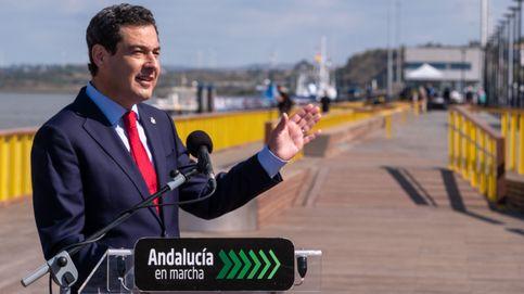 El Gobierno andaluz ignora la amenaza de Vox y refuerza sus lazos con Ceuta