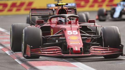 Una mala carrera, un mal día. Por qué Carlos Sainz se daba tanta 'caña' en Baku