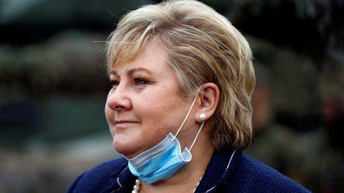 La primera ministra noruega, multada con 2.000€ por violar sus propias restricciones