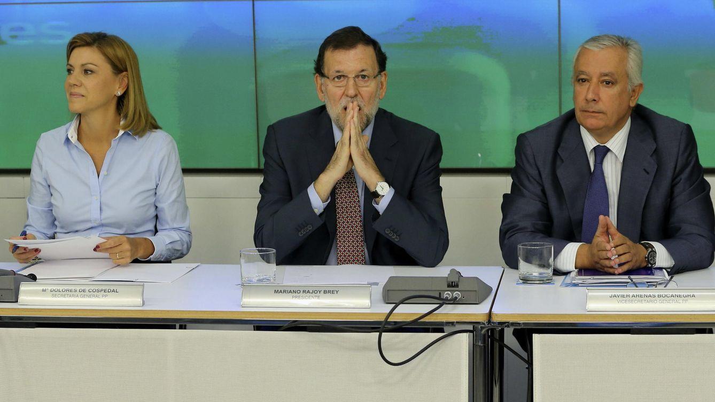 Rajoy toma el control de Génova y su mano derecha, la campaña de las generales