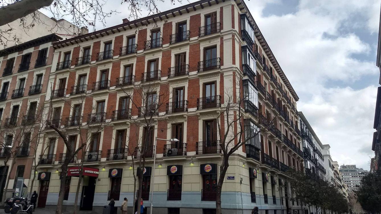 Los Cortina-Koplowitz cazan otra pieza inmobiliaria en el centro de Madrid