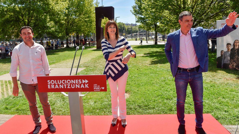 Pedro Sánchez se compromete a fortalecer un autogobierno vasco transversal