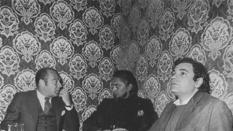 Jaime Gil de Biedma, Carlos Barral y Juan Marsé