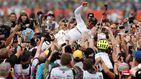 Bottas le come la tostada a Hamilton en su casa, Ferrari se aleja y Alonso huele puntos