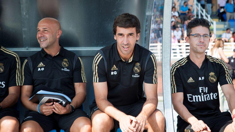 El sorpresón de Raúl a una admiradora y fan del Real Madrid con 95 años