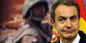 Foto: El escudo antimisiles de Zapatero amenaza al PSOE por su izquierda