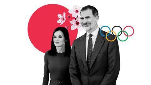 Los Reyes y los Juegos Olímpicos: una relación de amor-odio con rinoplastia y plantón
