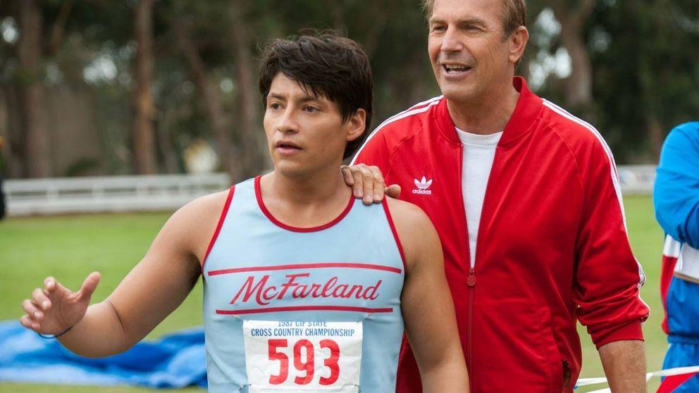 El estreno de 'McFarland' (16,6%) lidera en Telecinco y lleva a mínimo a Lolita (7,8%)