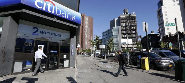 Foto: Una oficina de Citibank. (EFE)