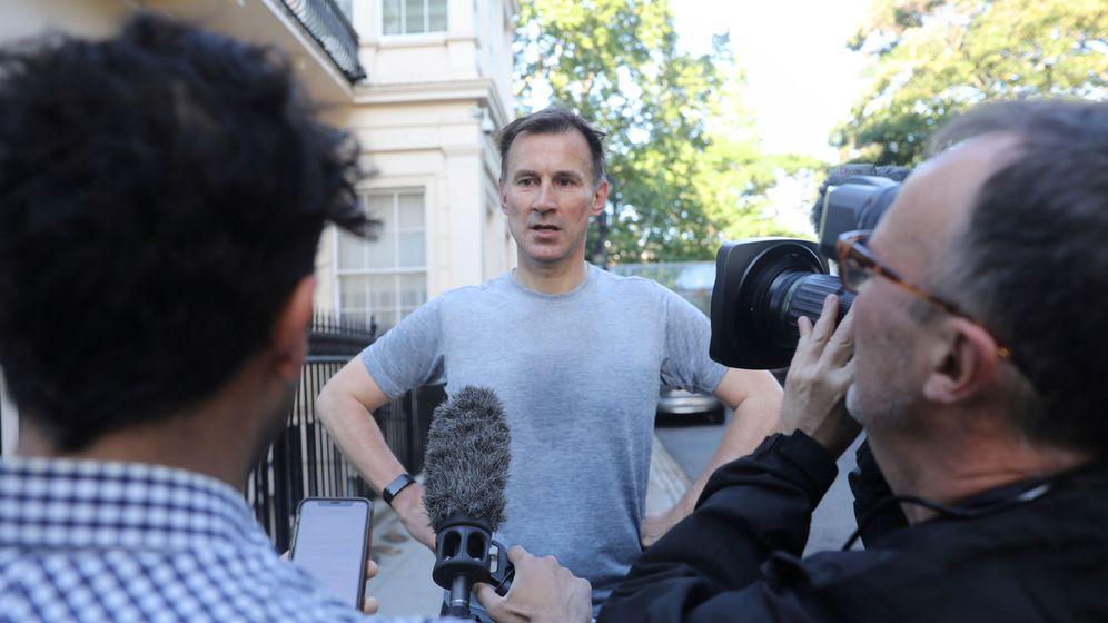 Foto: Jeremy Hunt. (Reuters)