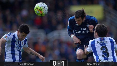 El Madrid gana en Anoeta pensando en el City y le va a faltar Liga para llevársela