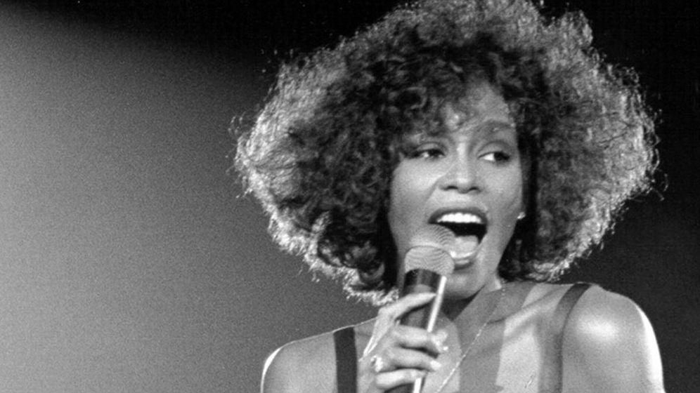 Foto: Whitney Houston en una imagen de archivo.