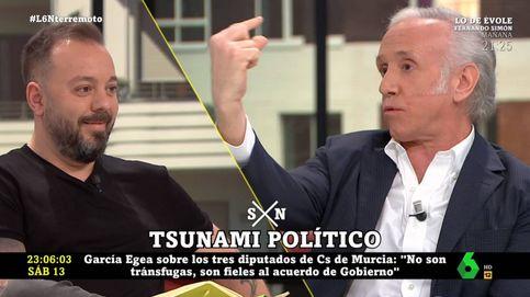 Bronca entre Antonio Maestre y Eduardo Inda: No hagas el ridículo