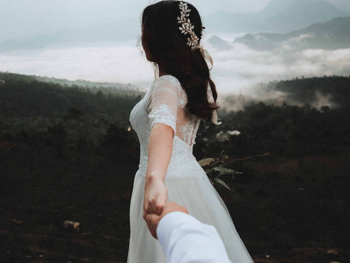 Foto: ¿Te vestirás de blanco? (Chiến Phạm para Unsplash)