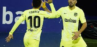 Post de Del gatillazo goleador a la artillería pesada: el Atlético de Luis Suárez dispara a quemarropa