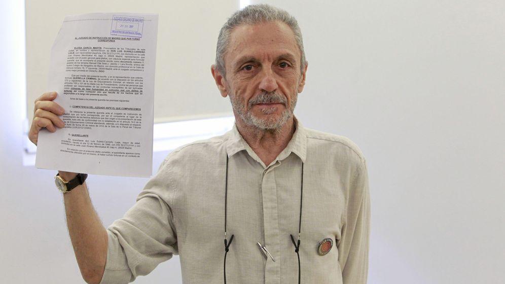 Foto: Luis Suarez Carreño, víctima de la represión franquista. (EFE)