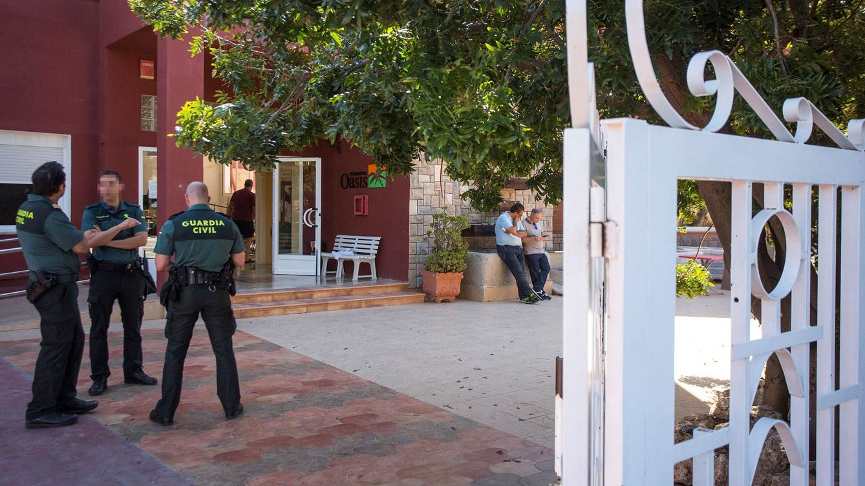 Heridos cuatro ancianos, uno grave, en el incendio de una residencia en Benicàssim